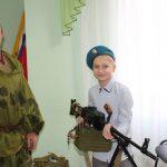 Вахта воинской памяти