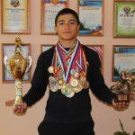 Спортсмен и его награды