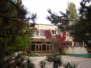 Школа 113 в Ростове.