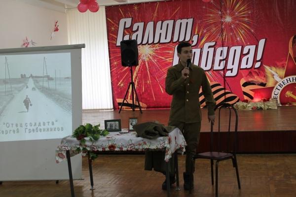 Концерт на заводе Алмаз.