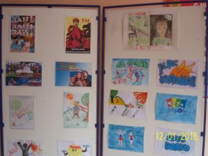 День борьбы со СПИДом в школе 113, Ростов