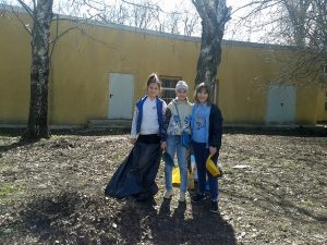 113- Школьный двор