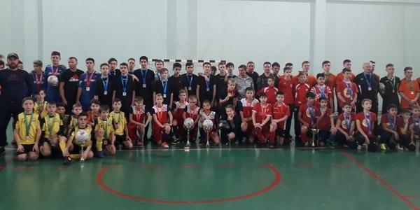 Наши футболисты завоевали «бронзу»!