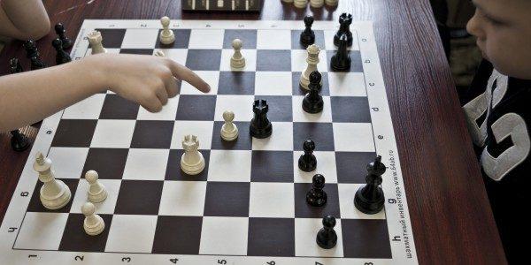 Победы в шахматных боях