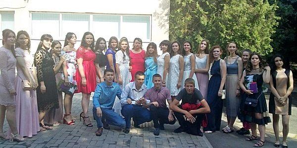 У девятиклассников — выпускной!