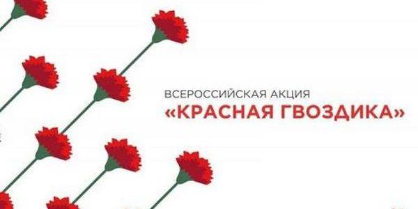 «Красная гвоздика» объединяет россиян