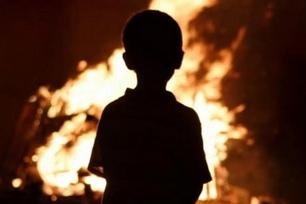 Дети на пожарах